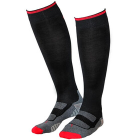 Gococo Compression Wool Socks black